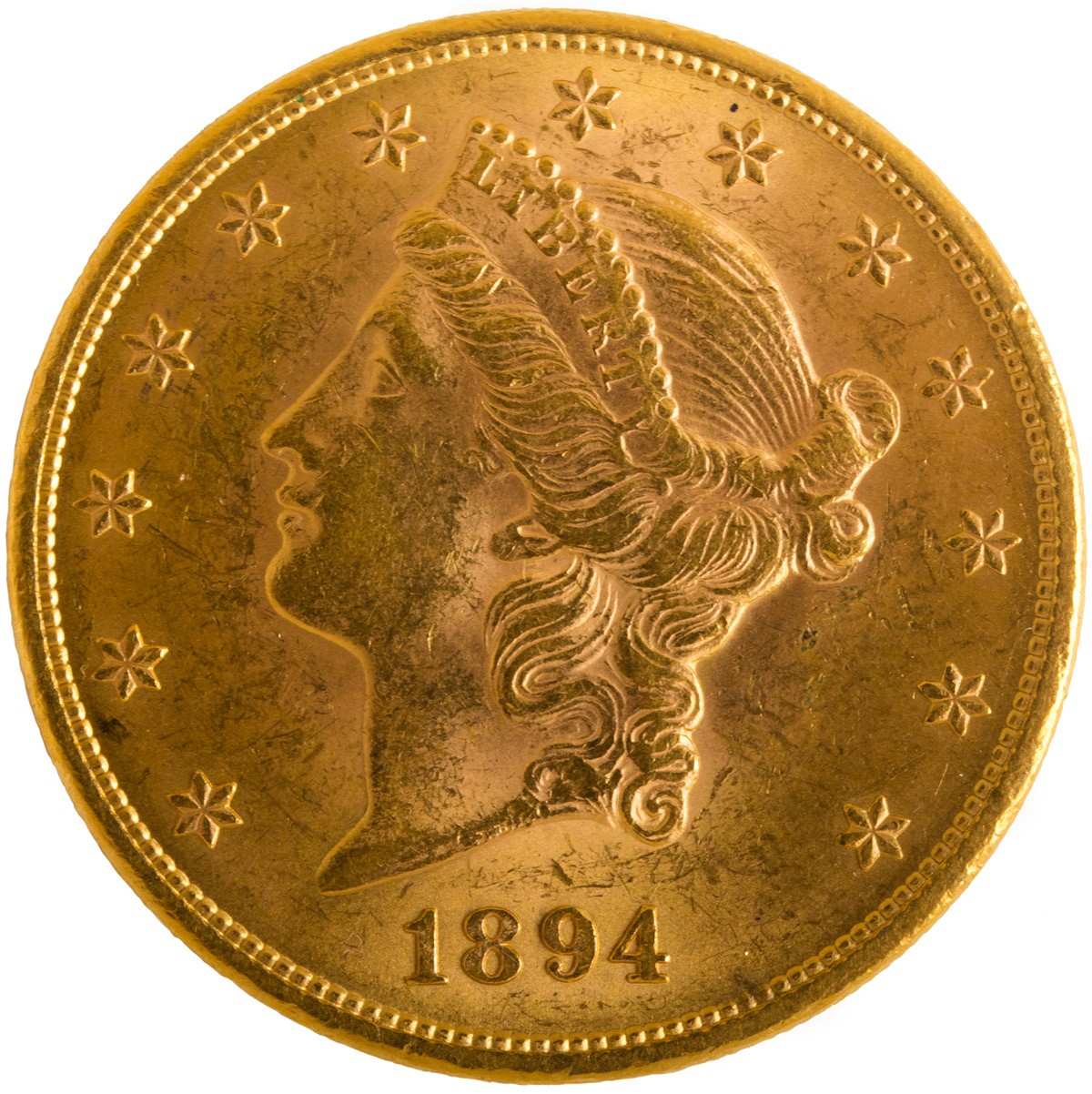 $20 Liberty Gold Eagle XF