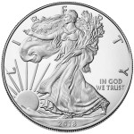 1 Ounce Silver American Eagle 2018