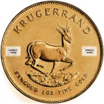 1 Ounce Gold South African Krugerrand