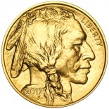 1 Ounce Gold American Buffalo 2017