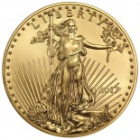 1/2 Ounce Gold American Eagle 2017