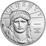 1 Ounce Platinum American Eagle